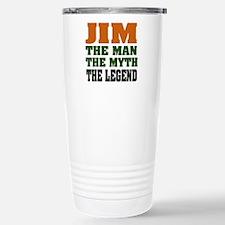 JIM - The Legend Travel Mug