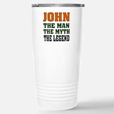JOHN - The Legend Travel Mug