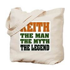 KEITH - The Legend Tote Bag