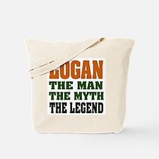 LOGAN - the legend! Tote Bag