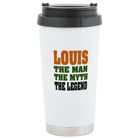 LOUIS - The Legend Stainless Steel Travel Mug