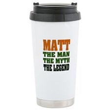 MATT - The Legend Travel Mug