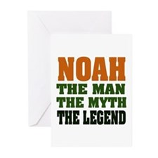 NOAH - the legend! Greeting Cards (Pk of 20)