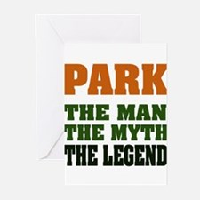 PARK - The Legend Greeting Cards (Pk of 20)