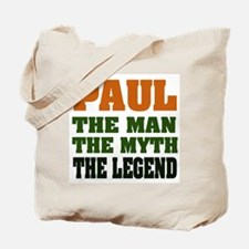 PAUL - The Legend Tote Bag
