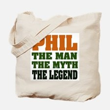 PHIL - The Legend Tote Bag