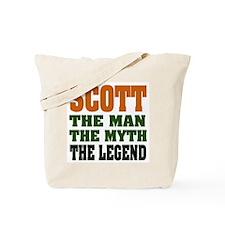 SCOTT - The Legend Tote Bag