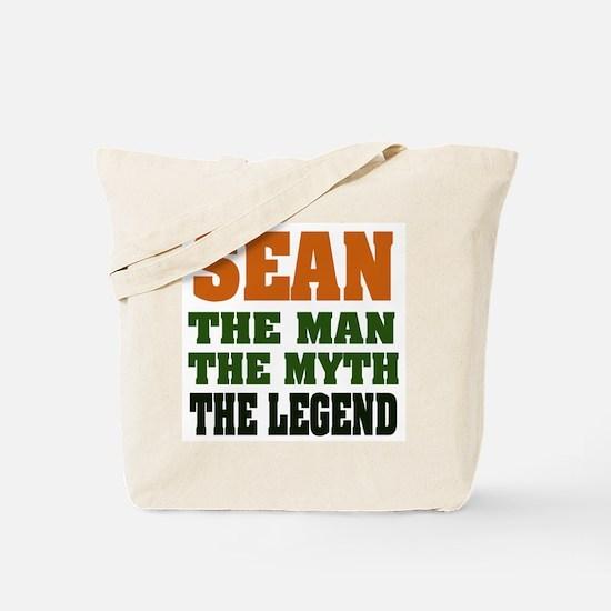 SEAN - The Legend Tote Bag