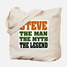 STEVE - The Legend Tote Bag