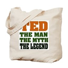 TED - The Legend Tote Bag