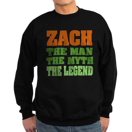 ZACH - The Legend Sweatshirt (dark)