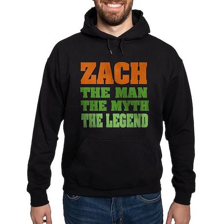 ZACH - The Legend Hoodie (dark)