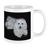 Maltese Small Mugs (11 oz)