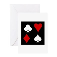 I'M ALL IN ! ~ Greeting Card