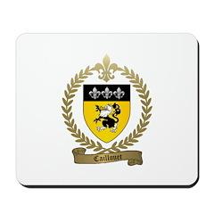 CAILLOUET Family Crest Mousepad