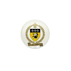 CAILLOUET Family Crest Mini Button (10 pack)
