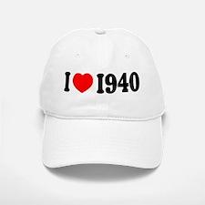 1940 Baseball Baseball Cap