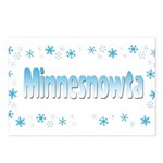 Minnesnowta Postcards (Package of 8)