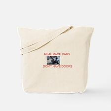 REAL RACE CARS Tote Bag