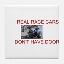REAL RACE CARS Tile Coaster