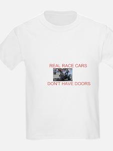 REAL RACE CARS T-Shirt
