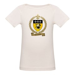 CAYOUETTE Family Crest Tee