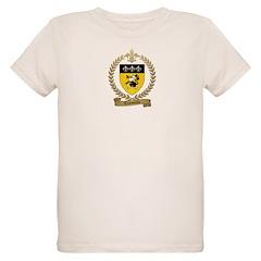 CAYOUETTE Family Crest Organic Kids T-Shirt