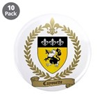 "CAYOUETTE Family Crest 3.5"" Button (10 pack)"