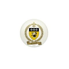 CAYOUETTE Family Crest Mini Button
