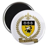 CAYOUETTE Family Crest Magnet