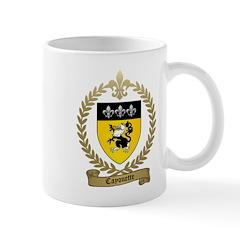 CAYOUETTE Family Crest Mug