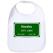 Needles Bib