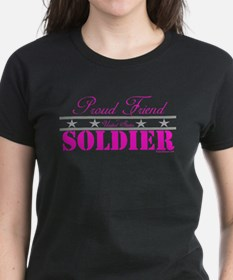 Proud Friend of a Soldier Tee