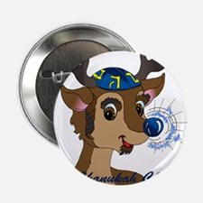 "Chanukah Charlie 2.25"" Button (100 pack)"