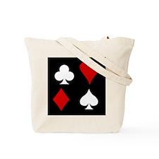 Unique Holdem Tote Bag