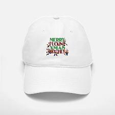 Merry Christmas Bitches Baseball Baseball Cap