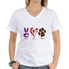 Peace, Love, Rescue Shirt