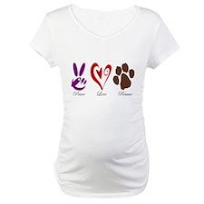 Peace, Love, Rescue Shirt
