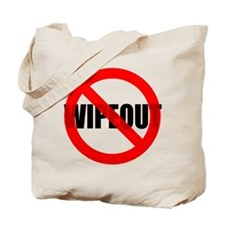 NO Wipeout Tote Bag