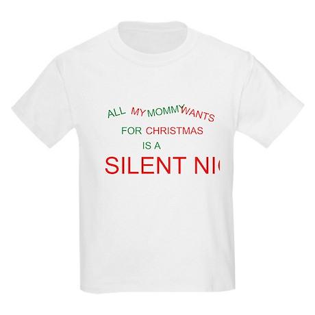 Silent Night Kids Light T-Shirt