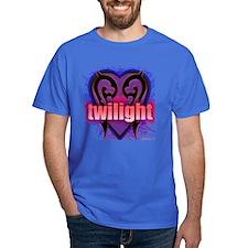 Twilight Grabs My Heart T-Shirt