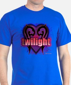 Twilight Grabs My Heart T-Shirt