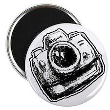 Camera Fan Magnet