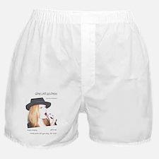 Gone Like Solomon Boxer Shorts