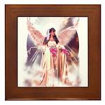 Angel Bride Framed Tile