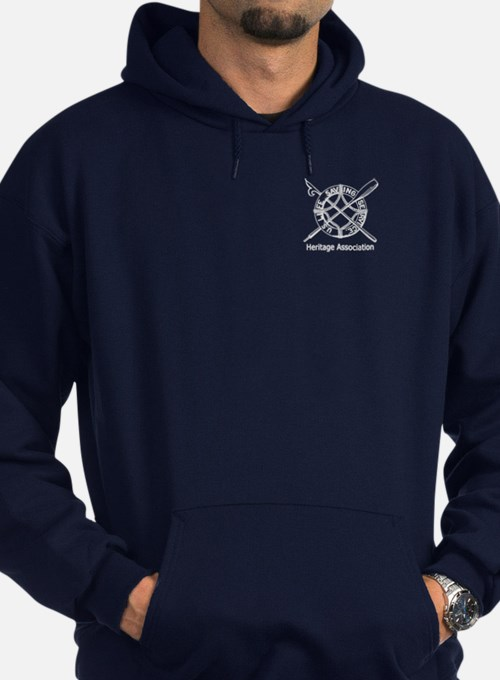 USLSS Heritage Association Hoodie (dark)