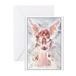 Little Angel Greeting Cards (Pk of 10)