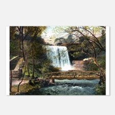 1906 Minnehaha Falls Postcards (Package of 8)