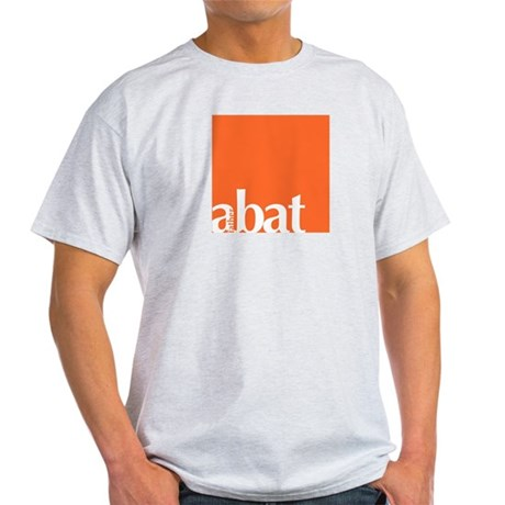 Father in Amharic: Orange Light T-Shirt
