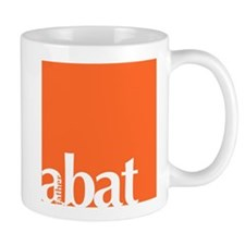 Father in Amharic: Orange Mug